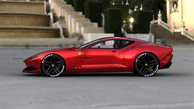 """It´s time for yet another fantastic car concept. The Ferrari 612 GTO is created by Sasha Selipanov who´s also known as """"The angry car Designer"""". His friend Samir Sadixov rendered out these amazing images of the stunning car. I really hope that someone from Ferrari sees this and gets inspired..."""
