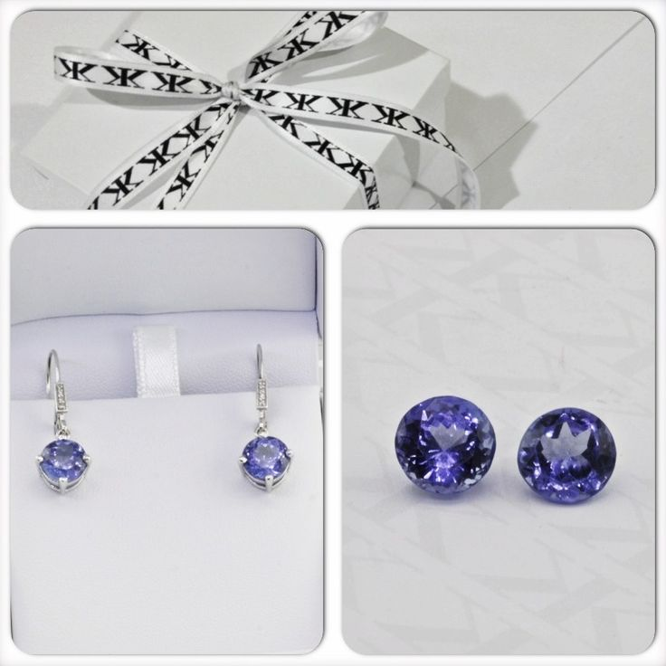 Tanzanite earring by Kalfin jewellery #kalfinjewellery #Kalfin #diamonds #earrings #tanzanite #diamondjewellery #jeweller #diamond #ocustommade #handmadejewellery #fashion #fashionblogger #style #bloggers #fashionista #girls #love #beautiful #picoftheday #lovely #present #bride #blue #matching #kalfinstyle #cbdjeweller #Melbourne #collinsst #couture #luxury