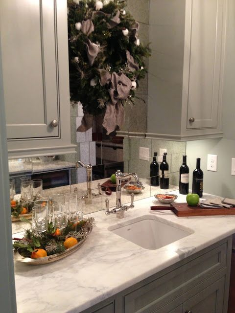 Atlanta Homes & Lifestyles 2012 Christmas House by Design Perspective