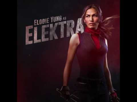 Elodie Yung as Elektra - Resurrected In The Defenders! - Voice of TV