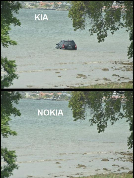 Nokia - From Top 100 Awesome Funny pics, photos and memes. - SillyCool
