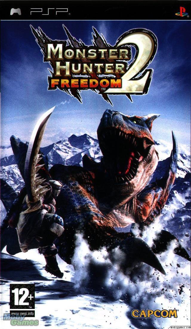 Monster Hunter Freedom 2 PSP iso