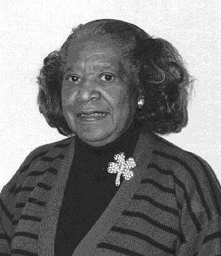 Mary Jackson: NASA's first African American female engineer. She's one of the 3 gals whose story is featured in HIDDEN FIGURES, an amazing movie based on their lives.