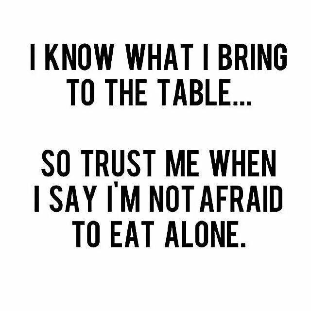 Trust me I'm not