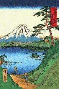 Japanse kunst Prenten