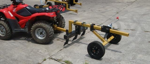 J Bar ATV attachments