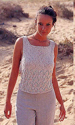 Luxury Free Knitting Patterns For Tank Tops Inspiration Easy Scarf