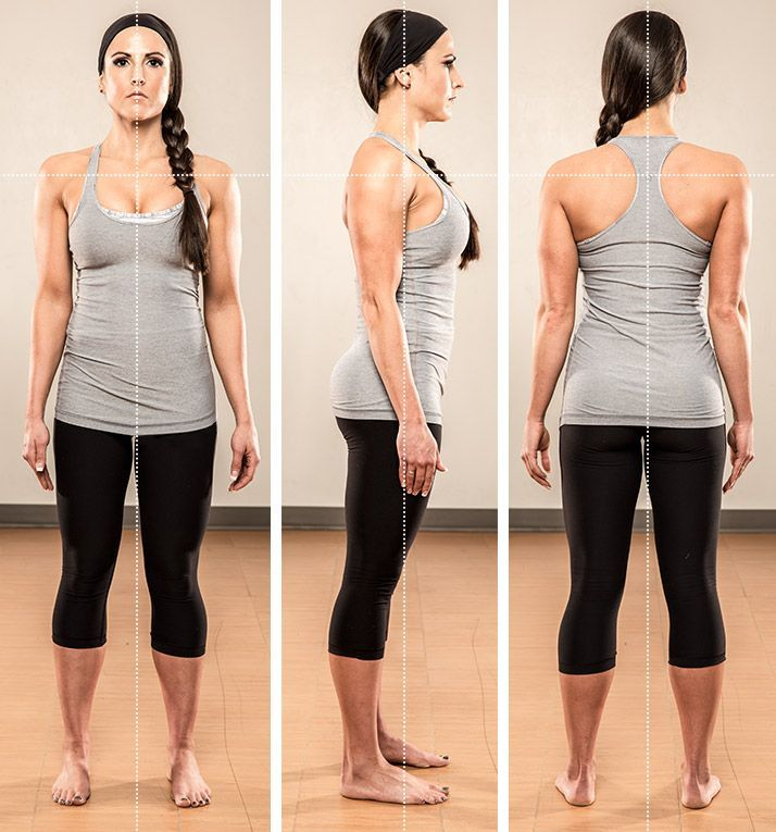 Your posture says a lot about your personality. It also says a lot about how your joints and muscles are working. Here's everything you need to know about assessing your postural deviations and how to fix them!