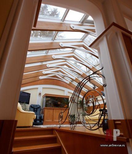 #Interior #design #house in style Art Новау (28 photos)   Дизайн интерьера дом в стиле модерн (28 фото)
