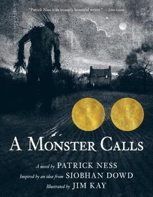 An unflinching, darkly funny, and deeply moving story of a boy, his seriously ill mother, and an unexpected monstrous visitor. At seven minutes past midnight, thirteen-year-old Conor wakes to find a monster outside his bedroom window. But it isn't the monster Conor's been expecting-- he's been expecting the one from his nightmare, the nightmare he's had nearly every night since his mother started her treatments. The monster in his backyard is different. It's ancient. And wild. And it wants…