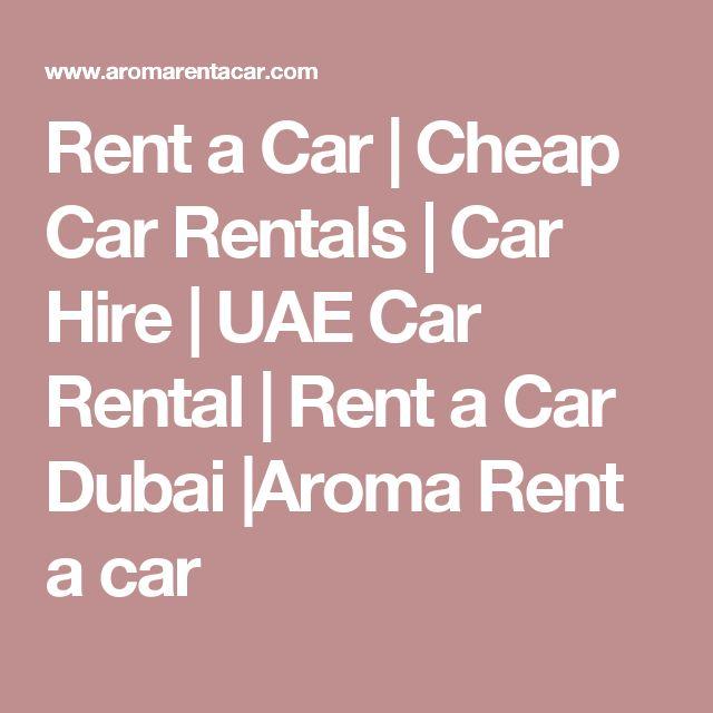 Cheap Cars Uae