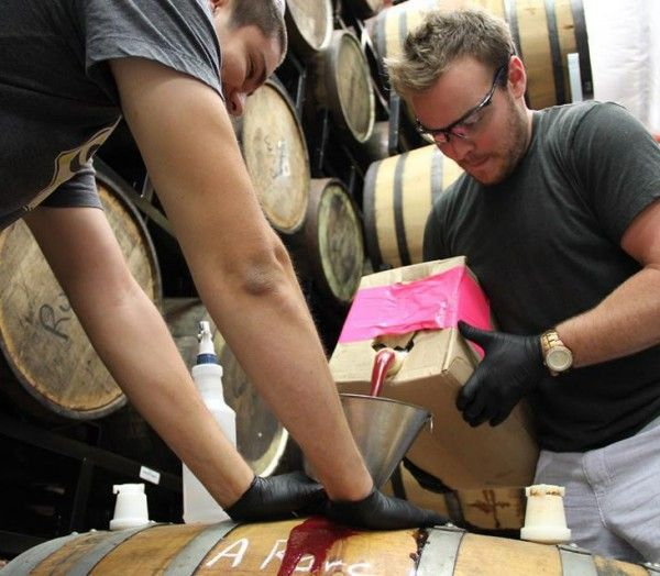 An Insiders Look at The Bruery's Sour Beer Production