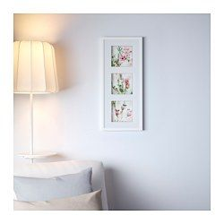 IKEA - ERIKSLUND, Picture, Motif created by James Guilliam.Mounted picture - ready to hang.