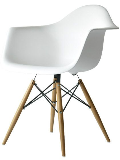 Charles Eames Eiffel with arms