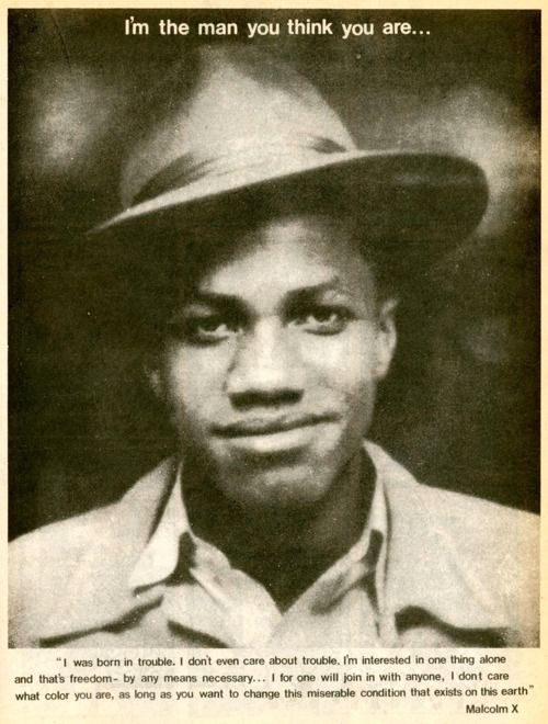Young Malcolm