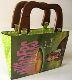 Curbly Video Podcast: How to Make a Handbag out of a Recycled Book » Curbly   DIY Design Community