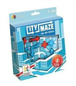 Spel City Maze