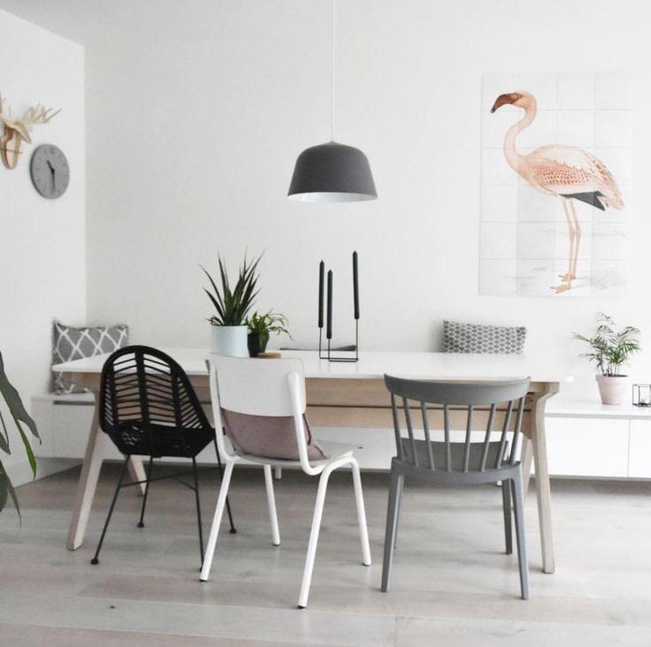 Greater Flamingo Esstisch Design Esszimmer Einrichten Und