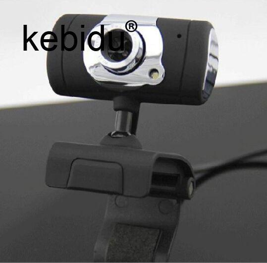 Kebidu USB 2.0 50 mega HD Webcam Camera Digital Video Webcamera with Microphone MIC for Computer PC Laptop NotebooK //Price: $6.60//     #Gadget
