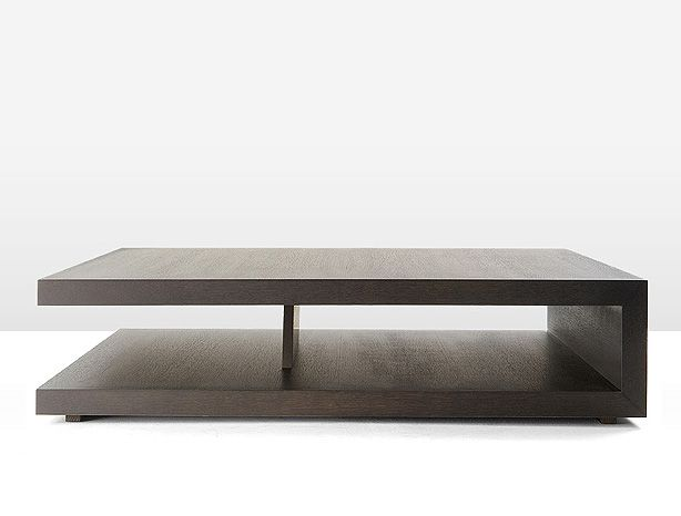 Coffee Table - Modern Table - C120 by Axel Enthoven - Exclusive Furniture - Wildspirit