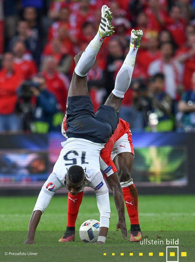 Schweiz - Frankreich 0:0 | Gruppe A in Lille  am 19. Juni 2016
