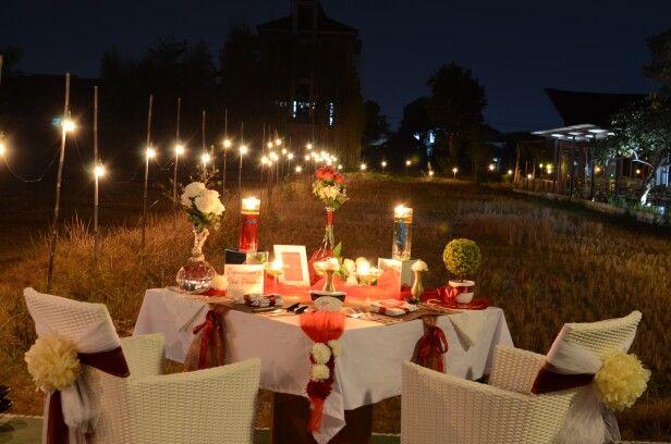 Romantic Dinner Oct 22, 2015
