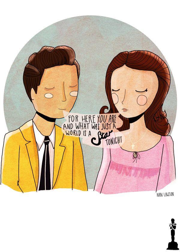 WEST SIDE STORY (1961) Nan Lawson (Los Angeles) Oscars 2015