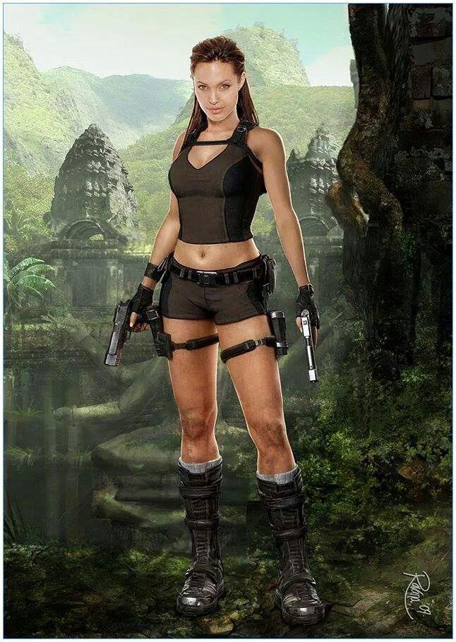 Perfection! | Lara pulver, Lara croft, Lara