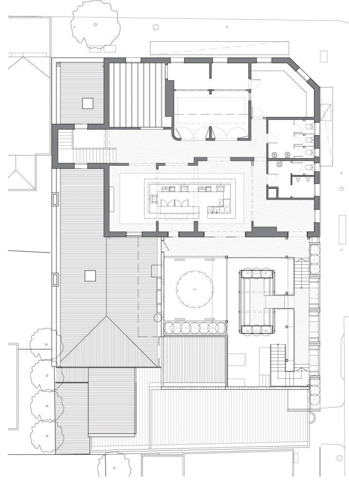 14 best cad images on pinterest floor plans hotel floor for Floor plans architecture