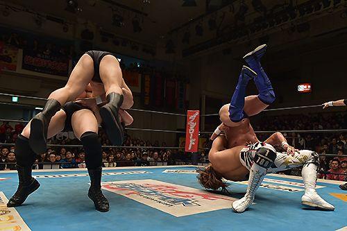第3試合|03/08(日) 18:30 東京・後楽園ホール|NEW JAPAN CUP 2015|大会結果一覧|Match Information|新日本プロレスリング