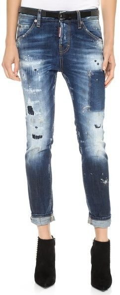 DSquared Cool Girl Jeans on shopstyle.com