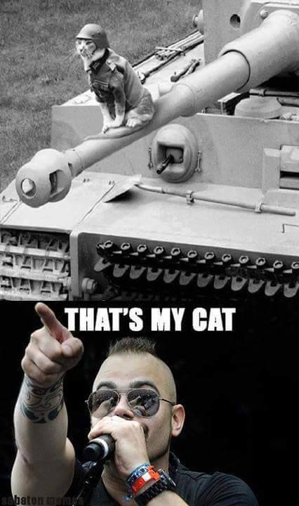 sabaton - who needs history class when you have Sabaton?