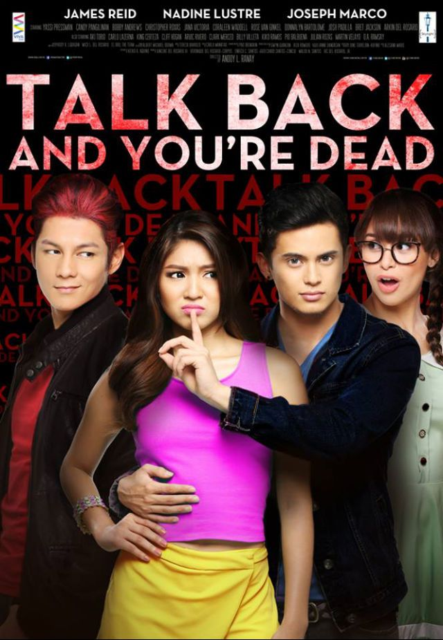Talk Back and You're Dead | It is a story of a girl named Samantha, a beautiful , talented ,wealthy girl with a perfect life, but her perfect life was about to change ,after the incident that happened in the mall where she sees her friend's boyfriend cheating on her.