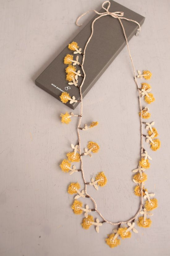 skip ネックレス(YW)necklace by mina perhonen