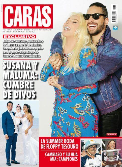 Caras Argentina - Diciembre 2017
