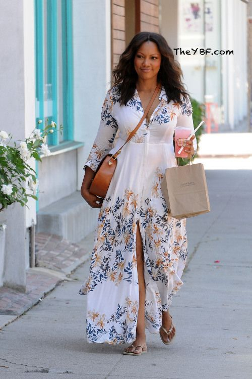 ON THE RETAIL SCENE: Kelly Rowland, Sanaa Lathan & Garcelle Beauvais Shop It Up In L.A.