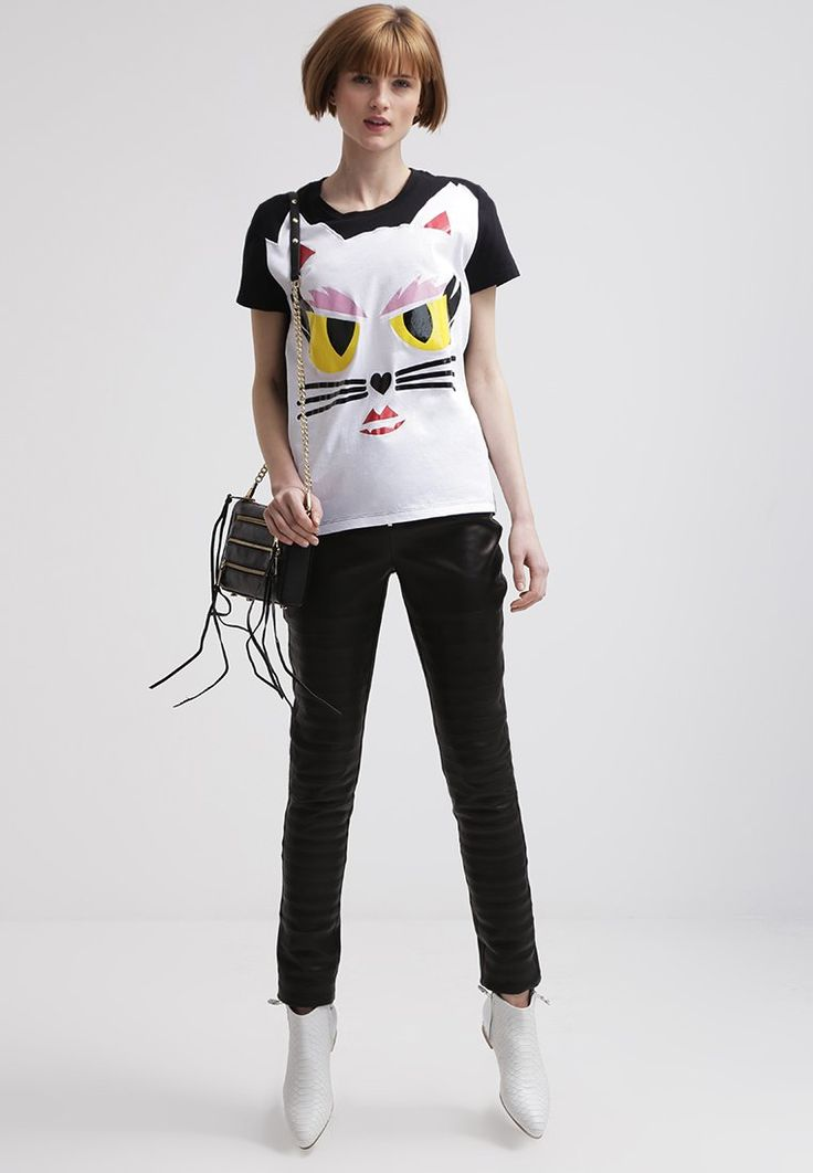 KARL LAGERFELD RAMY T-shirt imprimé black prix promo T-shirt Femme Zalando 90.00 €