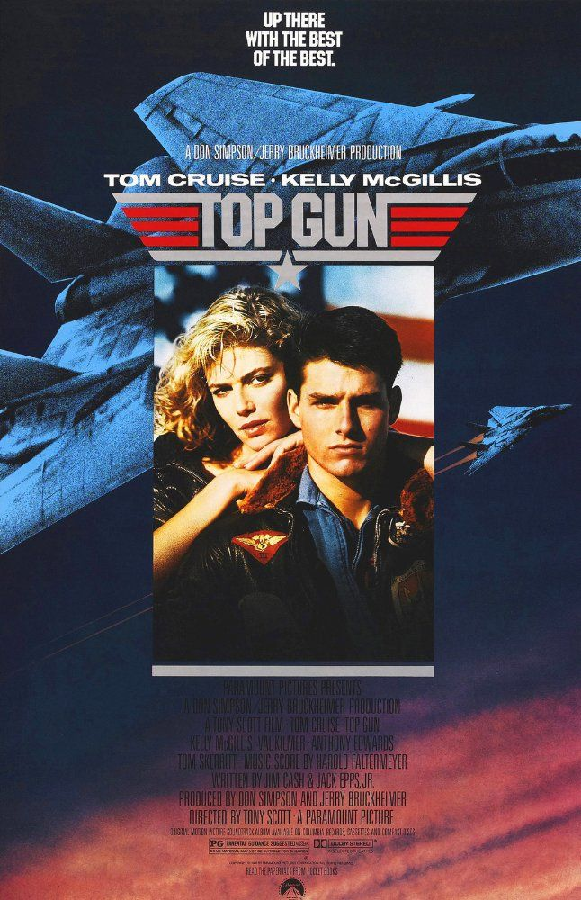 Top Gun (1986) - Gilmore Girls Movies References