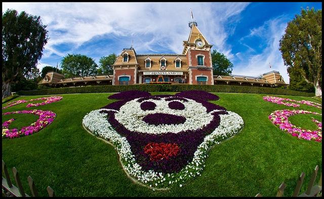Disneyland Railroad, Anaheim, CA