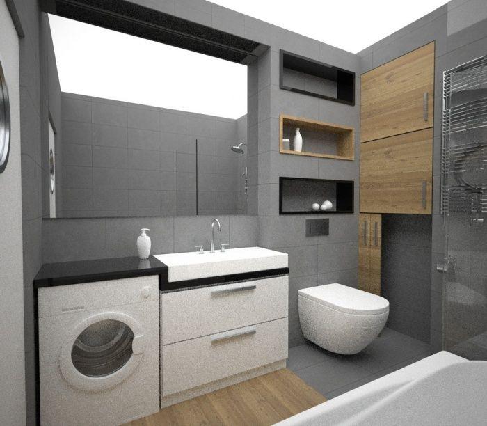 łazienka = sposób na pralkę