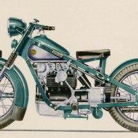 1950 Nimbus bobber custom