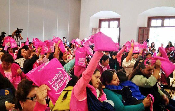 El día de ayer 5 de septiembre, en el marco del Día Internacional de la Mujer Indígena, el Instituto de las Mujeres de la Ciudad de México (Inmujeres CDMX)  #Inmujeres #CDMX #Indígenas #CáncerdeMama