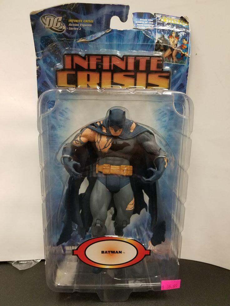DC DIRECT, Infinite Crisis Batman