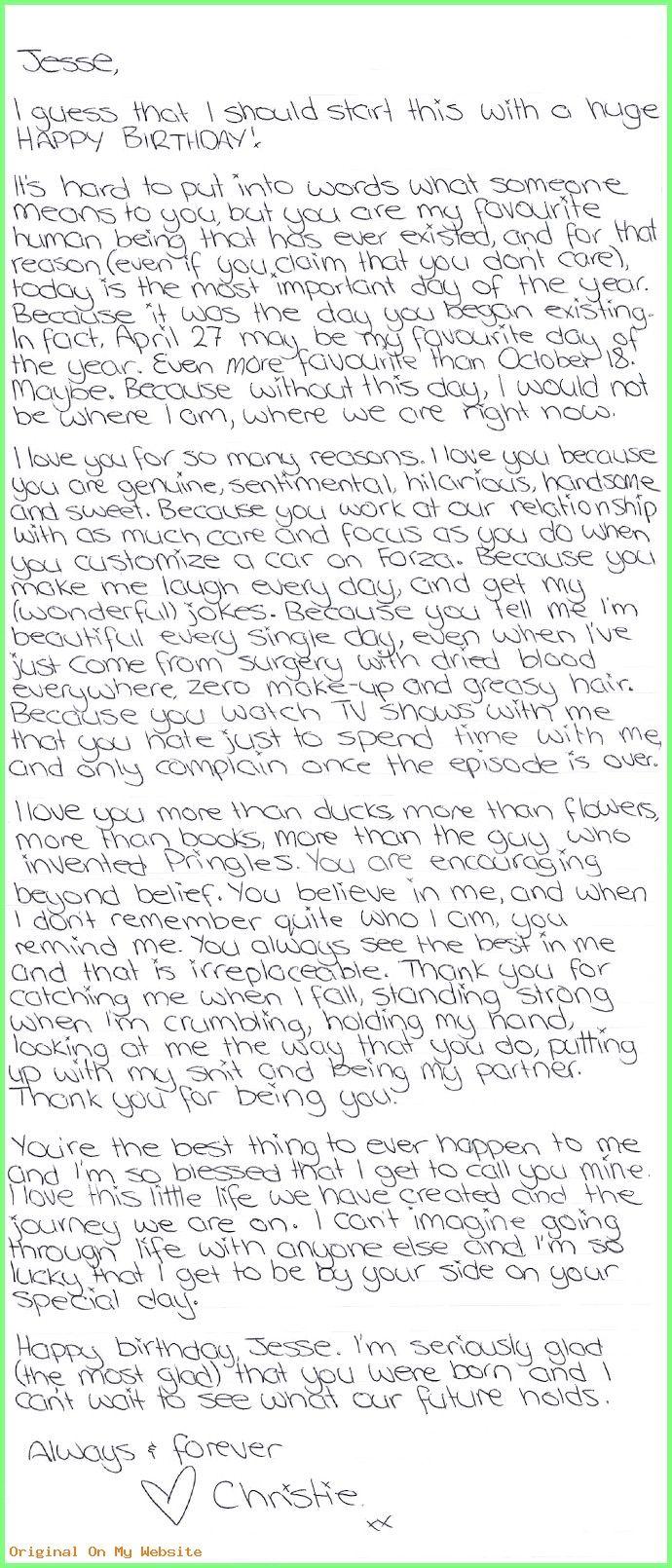 Idee Cadeau Anniversaire 2019 Lifestyle A Letter To My Boyfriend On His Birthday Birthday Boyfriend Le Monde Du Cadeau Birthday Letters To Boyfriend Letters To Boyfriend Letter To My Boyfriend