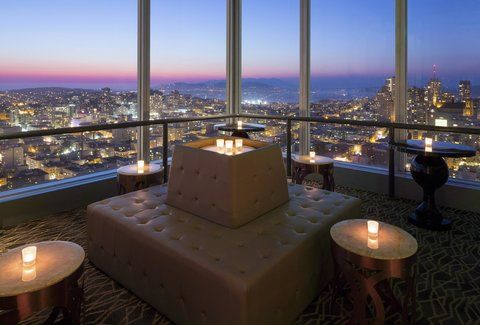 Cityscape Bar & Lounge: An Union Square, San Francisco Bar.