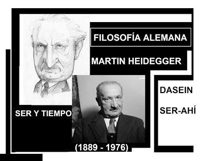 TALLERES DE FILOSOFÍA PARA DÉCIMO Y UNDÉCIMO: ANTROPOLOGÍA EN HEIDEGGER