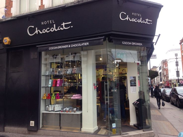 Hotel Chocolat In Soho Greater London Be Sure To Try Preserved Ginger Dipped