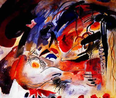 Vasily Kandinsky, Improvisation No.34 1913. Museum of Fine Arts of the Republic of TatarstanRussian Art, Museums, Experiments, Bozar Brussels, Fine Art, Russian Avant Garde, Vasili Kandinsky, Art Current, Wassily Kandinsky