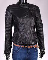 Geaca Zara Dama Moto Style (Zara)