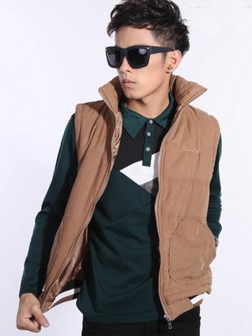 New korean style fashionable cotton vest